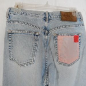 Vintage Calvin Klein Jeans with Patches